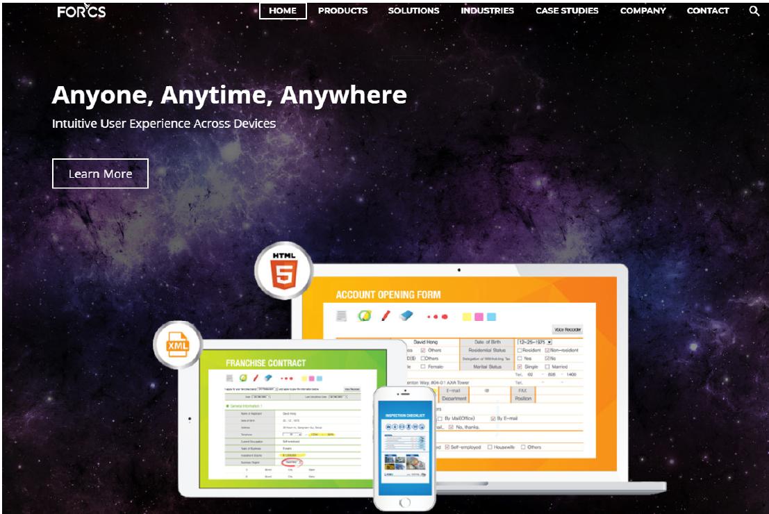 FORCS new website