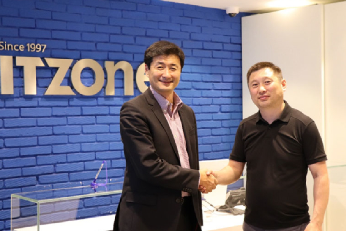 FORCS new partnership with IT zone