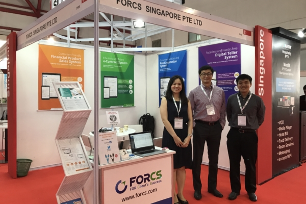 FORCS Team at Communic Indonesia 2017