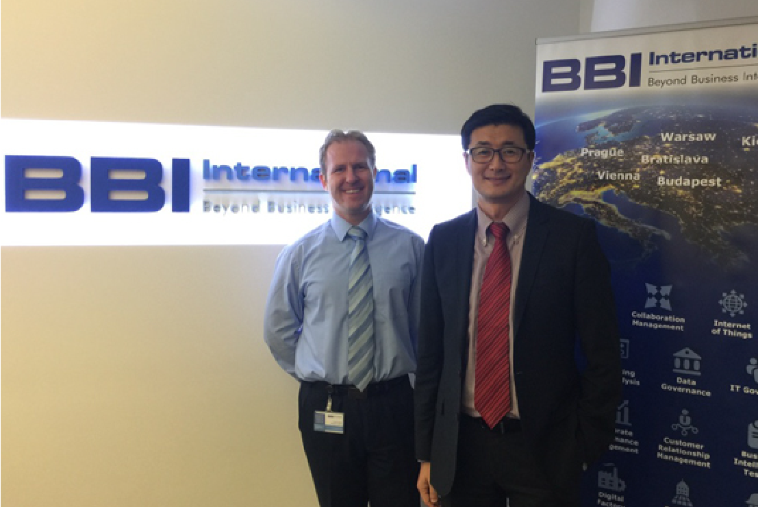FORCS partnership with BBI International