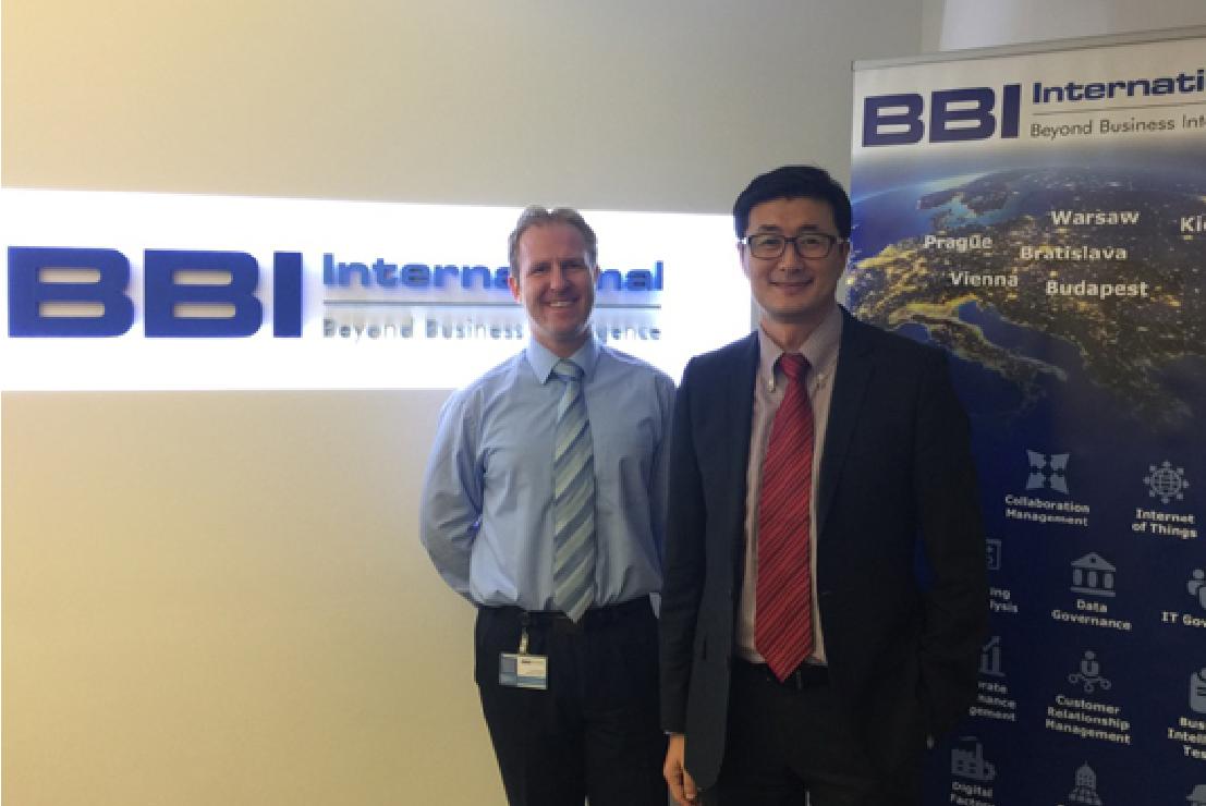 FORCS partnership with BBI International