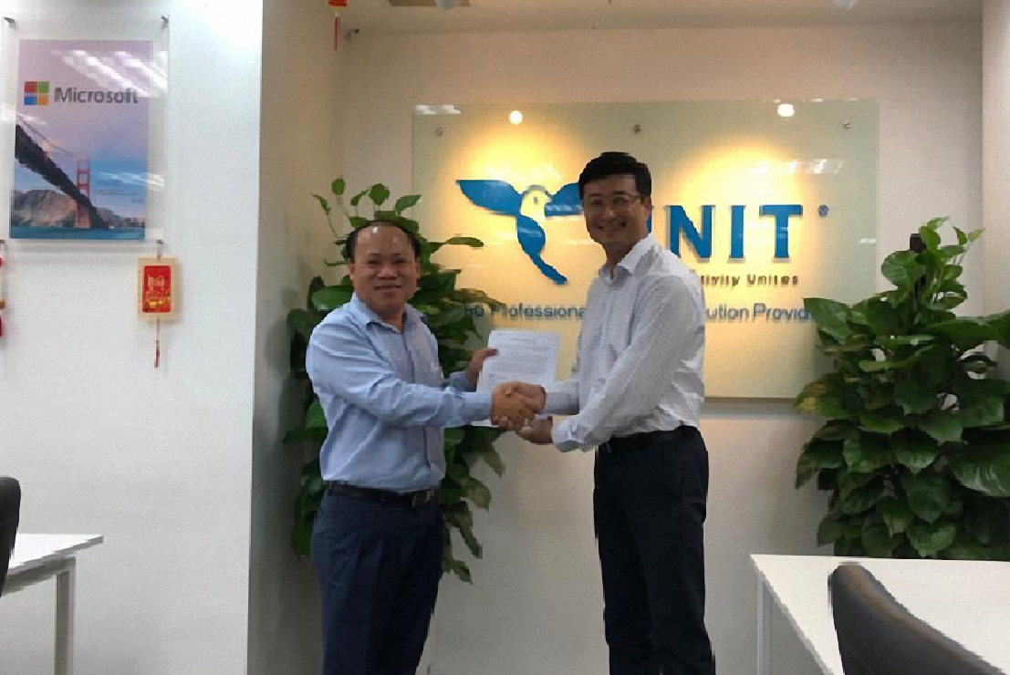 FORCS partnership with UNIT Corp Vietnam