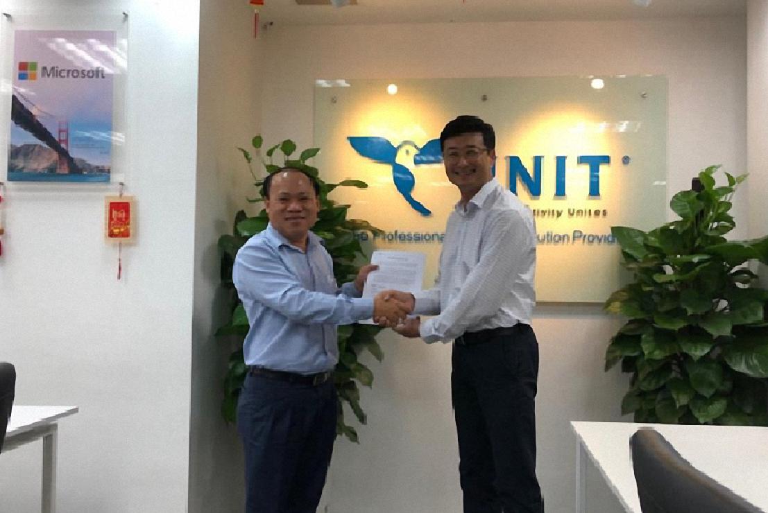 FORCS partnership with UNIT Corp Vietnam
