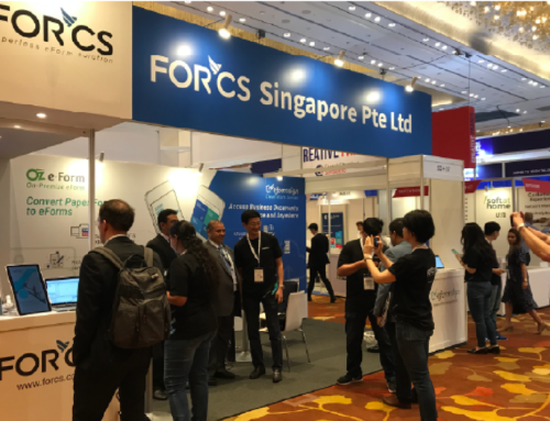 ConnecTechAsia 2019: Smart e-Form Solutions for All Businesses