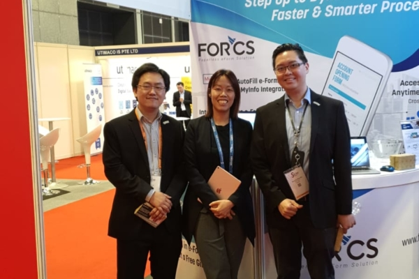 Govware 2019 FORCS business partners