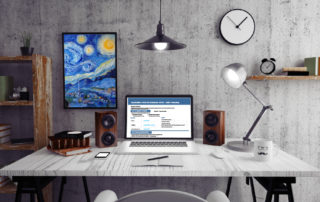 Use FORCS Smart e-Form during work-from-home