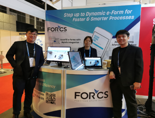 Govware 2019: Step Up to Dynamic e-Form for Faster and Smarter Processes