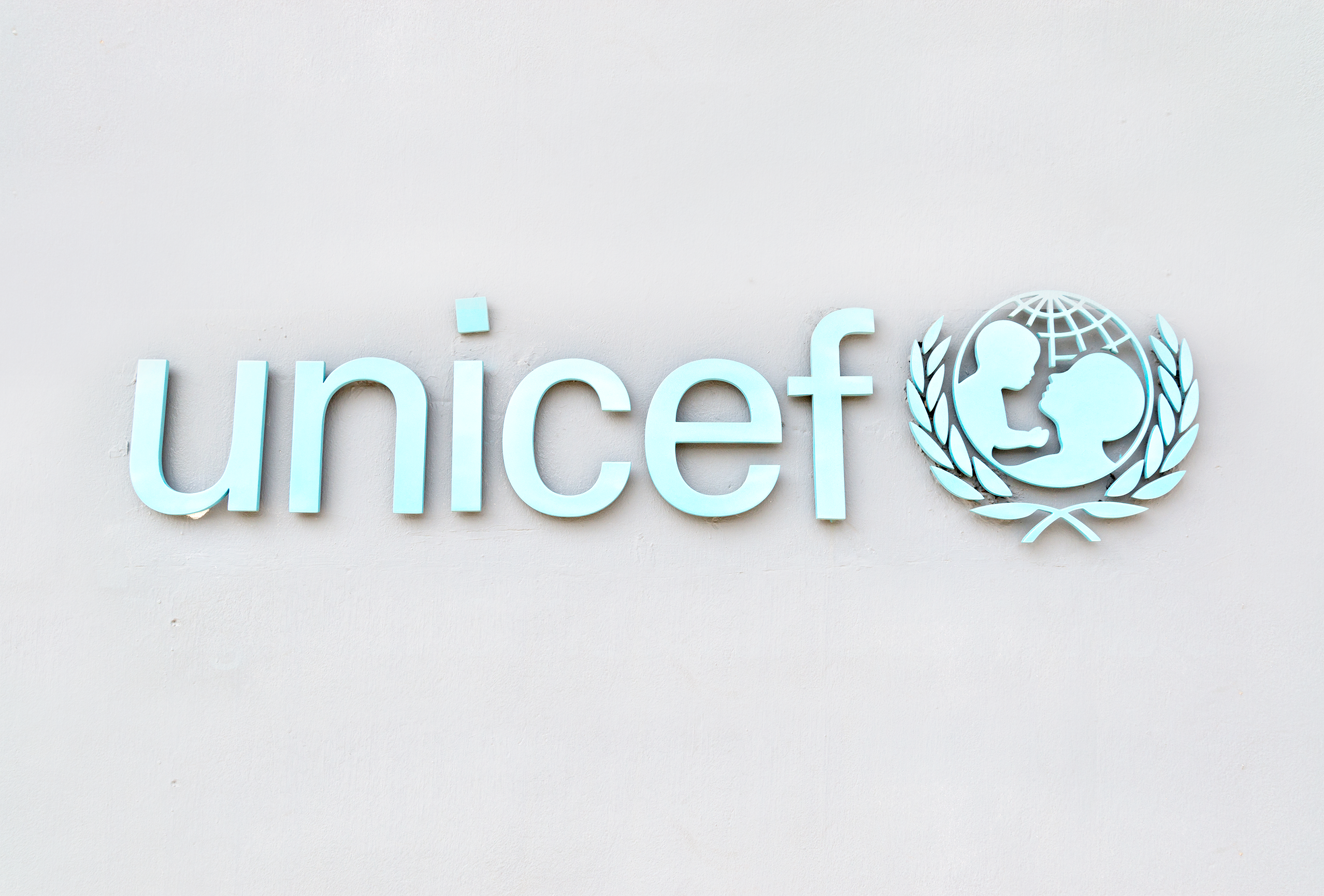 Donating to UNICEF